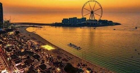 bed and breakfast holiday in Dubai