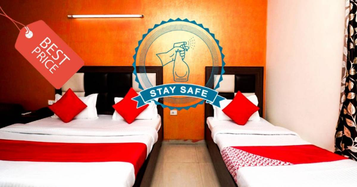cheap bed and breakfast in New Delhi