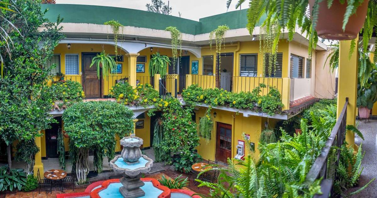 bed and breakfast holiday in Antigua Guatemala